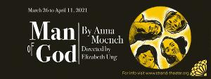 Strand Theater Company and Asian Pasifika Arts Collective Presents MAN OF GOD