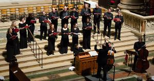 Great Music In A Great Space Presents Bach's Musical Masterpiece At St. John The Divine
