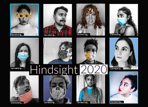 Those Women Productions and Rebecca Haley Clark Present HINDSIGHT 2020