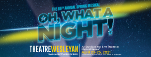 Theatre Wesleyan Will Present Free Outdoor Rock Musical-inspired Concert