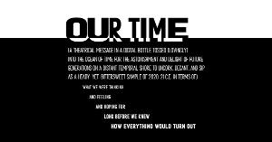 The Suffolk University Theatre Department Presents OUR TIME- A VIRTUAL TIME CAPSULE