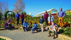 New Village Arts Brings The Arts Back To San Diego In Residency At THE FLOWER FIELDS At Carlsbad Ranch