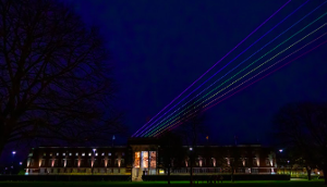 Festival of Light Installations GLOW Opens With Global Rainbow