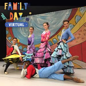 Nashville Ballet To Present Virtual Family Day