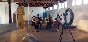 5BMF and the Noguchi Museum Present The Argus Quartet In NOISE/SILENCE