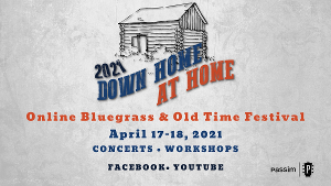 Club Passim Announces Lineup For 9th Annual Down Home Up Here Bluegrass Fest