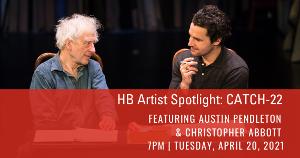 HB Studio Hosts CATCH 22 Event with Actors Christopher Abbott and Austin Pendleton