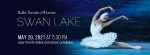 Ballet Theatre Of Phoenix Performs SWAN LAKE May 29