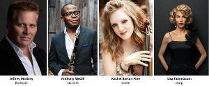 Illinois Philharmonic Announces Headlining Performances For Showers Of Sound Gala