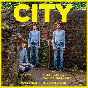 CITY Will Be Presented Online By Everyman Cork