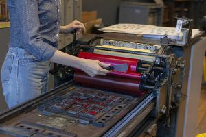 South Street Seaport Museum Participates In 36 Days Of Type