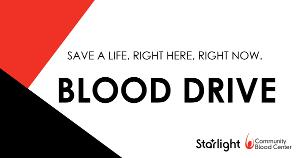 Starlight Holds Blood Drive as CBC Announces Blood Emergency One Year Into the Pandemic