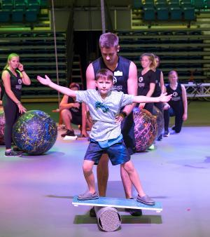 Registration Now Open For Circus Summer Camp