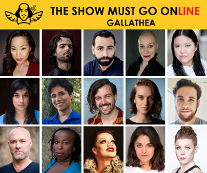 Livestreamed Reading of GALLATHEA Will Be Presented as Part of THE SHOWS MUST GO ONLINE