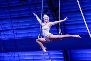 A NIGHT AT THE MOVIES Will Be Performed By Circus Arts Conservatory's Youth Sailor Circus