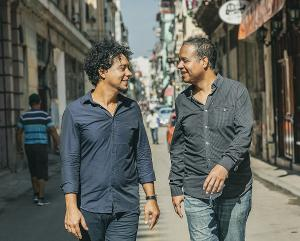 CMSDetroit Presents Cuban Violin-Piano Duo Ilmar Gavilan And Aldo Lopez-Gavilan Live In Concert May 8