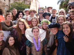 16th Annual San Diego Student Shakespeare Festival to Streaming April 24
