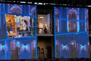 San Francisco Opera to Present THE BARBER OF SEVILLE at the Marin Center Drive-In