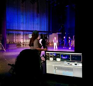 Wright State Theatre PresentsStreaming Song Cycle, FUGITIVE SONGS