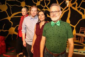 INCOGNITO Will Be Performed at Melville Theatre Next Month