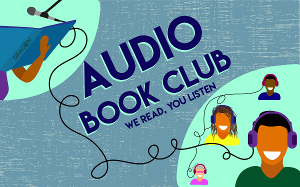 The Dragon Presents Audio Book Club In May