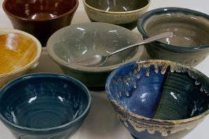 Department of Art and Design Announces Fourth Annual Empty Bowls Fundraiser 2021
