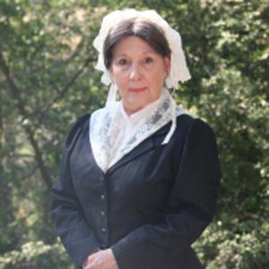 History At Play, LLC Presents AN EVENING WITH FLORENCE NIGHTINGALE, Friday June 25, 2021