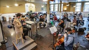 PYO Music Institute Student Musician Ensembles Return To In-Person Rehearsals