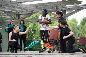 THE SECRET RIVER Piano Workshop Announced atMead Botanical Garden