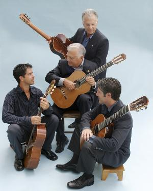 The Romeros Guitar Quartet to Perform Live From Belly Up! On May 23