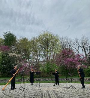 Kleine Kammermusik Joins Piffaro For Digital Season Finale
