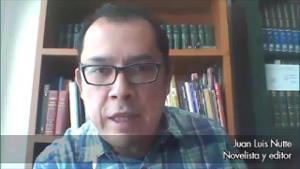 Edén, La Novela Más Reciente De Juan Luis Nutte, Narra Experiencias Sobre El Encierro
