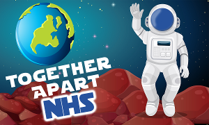 TOGETHER/APART NHS Launches Today