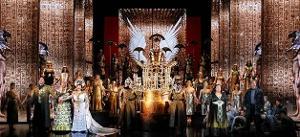 Mobile Rush Tickets Announced For Opera Australia's AIDA
