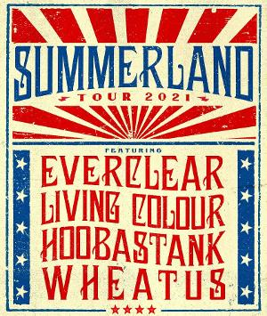 Everclear Recruits Living Colour, Hoobastank & Wheatus For The 2021 Summerland Tour
