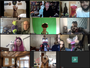 The Ballard Institute And Museum Of Puppetry Presents The Spring 2021 UConn Puppet Arts Program Final Presentations