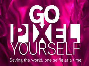 GOPIXELYOURSELF Popup Selfie Museum Extends Boston Stay/Moms Come Free On Mother's Day Weekend