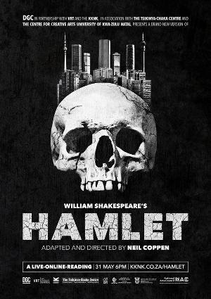 Casting Announced For Online Reading Of Neil Coppen's Adaptation of Shakespeare's HAMLET