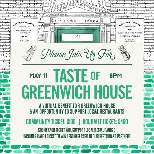 Greenwich House To Host Virtual 'Taste Of Greenwich House'