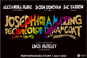 Linzi Hateley Will Return as The Narrator at Some Performances of JOSEPH AND THE AMAZING TECHNICOLOR DREAMCOAT