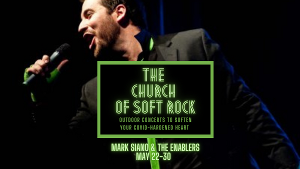 Concert Spot In A Converted Lot THE CHURCH OF SOFT ROCK Opens May 22