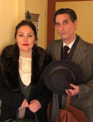 Rubicon Theatre Company Presents Hershey Felder As Sergei Rachmaninoff In NICHOLAS, ANNA & SERGEI