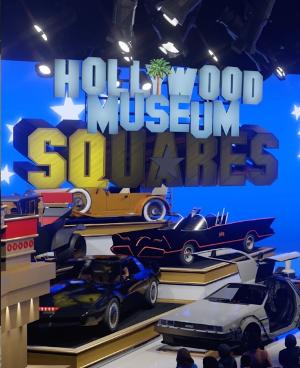 HOLLYWOOD MUSEUM SQUARES All Star Benefit Announced