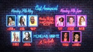 Shan Ako, Arthur Darvill, Sophie Evans, Sandra Marvin, and Oliver Tompsett Set For MONDAY NIGHT AT THE APOLLO on 14 June