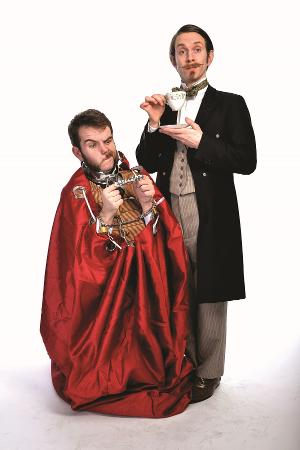 Time Travelling Magicians Morgan & West Return To Theatre Royal Winchester