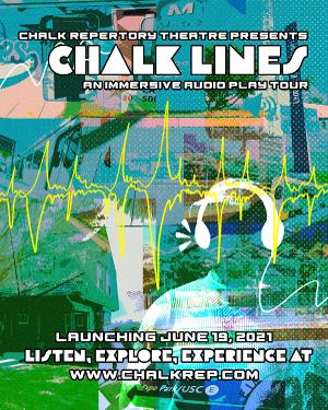 CHALK LINES Immersive Audio Play Tour Brings Unsung L.A. Landmarks To Life From Chalk Rep