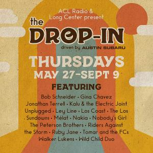 Long Center & ACL Radio Announce Artist Lineup For THE DROP-IN Free Summer Concert Series