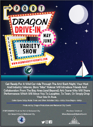 DRAGON DRIVE-IN Variety Show To Premiere May 21