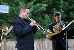 Princeton Symphony Salutes PHS Seniors With Free Palmer Square Performance
