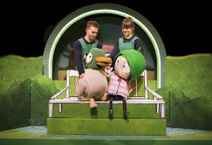 Cbeebies Favourites Sarah and Duck Will Return to The Stage This Month For a Summer Tour